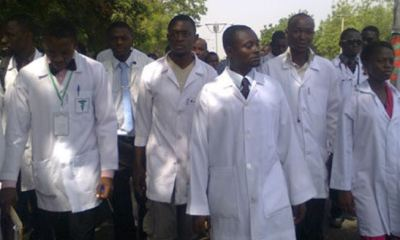 Resident doctors have begun a nationwide strike in Nigeria