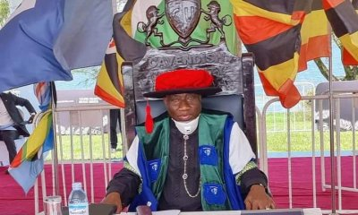 Jonathan Resumes Office as Chancellor of Cavendish University | Daily Report Nigeria