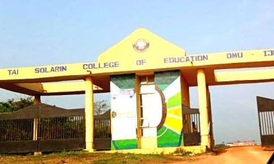 Final Year Student Commits Suicide