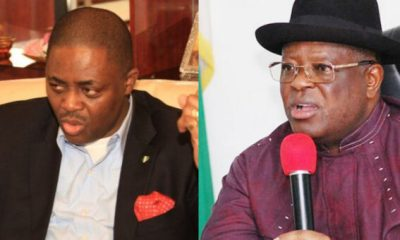 'It is an Insult on my Person' - Gov Umahi Shades Fani-Kayode Over Defection Comments | Daily Report Nigeria