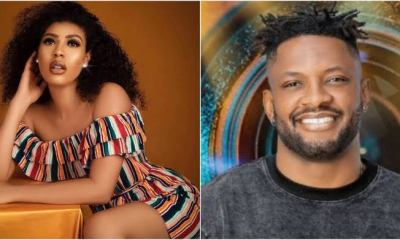 Nini Apologizes to Cross For Choosing Him to Replace Her | Daily Report Nigeria