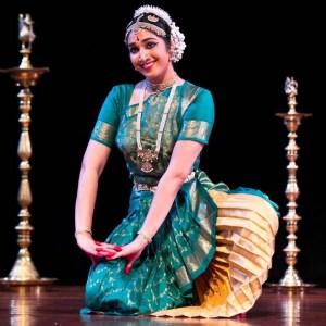 Shreya Iyer classical dancing