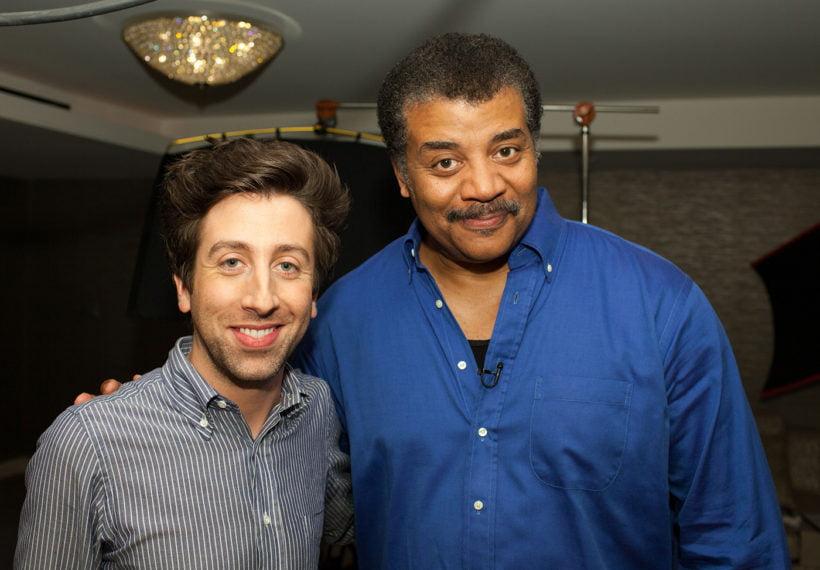 Big Bang Theory Bill Prady and Howard Wolowitz