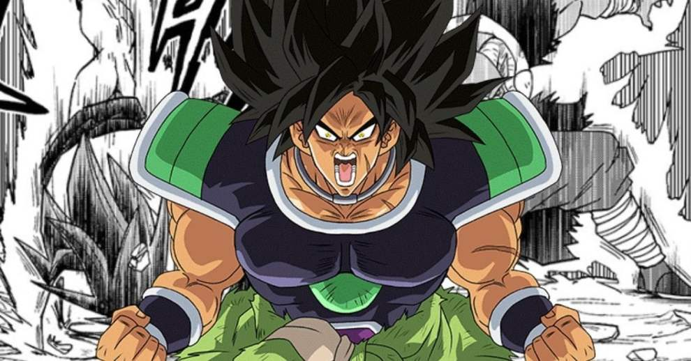 Goku Brings Back his Anti-Broly Technique In Dragon Ball Super-