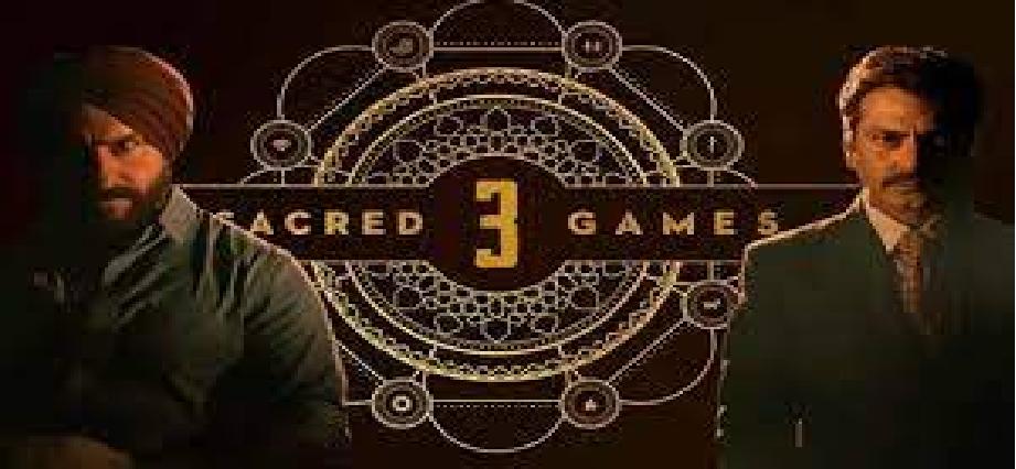 Sacred Games season 3