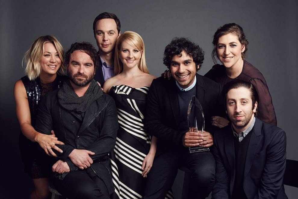 The Beautiful Bond Of The Big Bang Theory's Cast