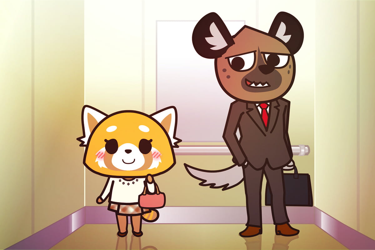 Aggretsuko Season 4