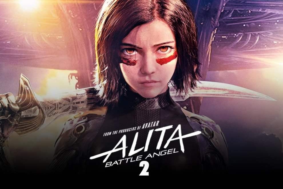 Alita Battle Angel 2-