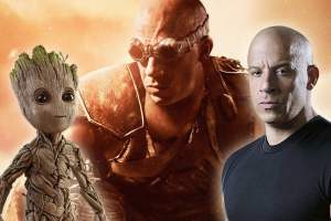 Vin Diesel Gives His Voice to an Upcoming Movie MCU-