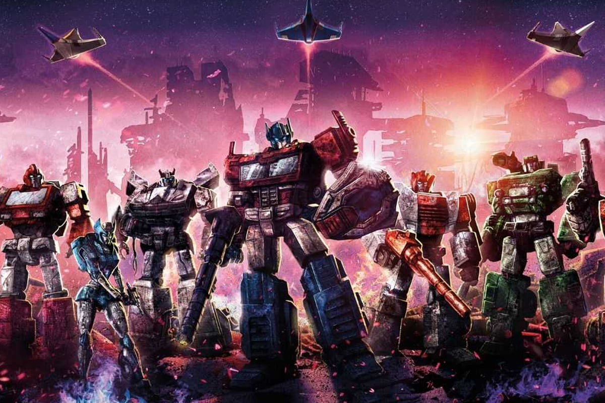 Transformers War For Cybertron Season 2-