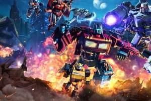 Transformers War For Cybertron Season 2