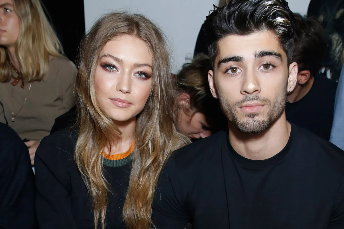 Gigi Hadid Flaunts Her Newly Cut Bangs In This New Stunning Selfie