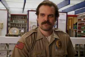 Stranger Things Season 4 Sheriff