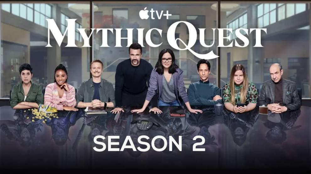 Mythic Quest Season 2