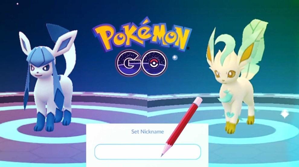 Pokemon Go Leafeon Details