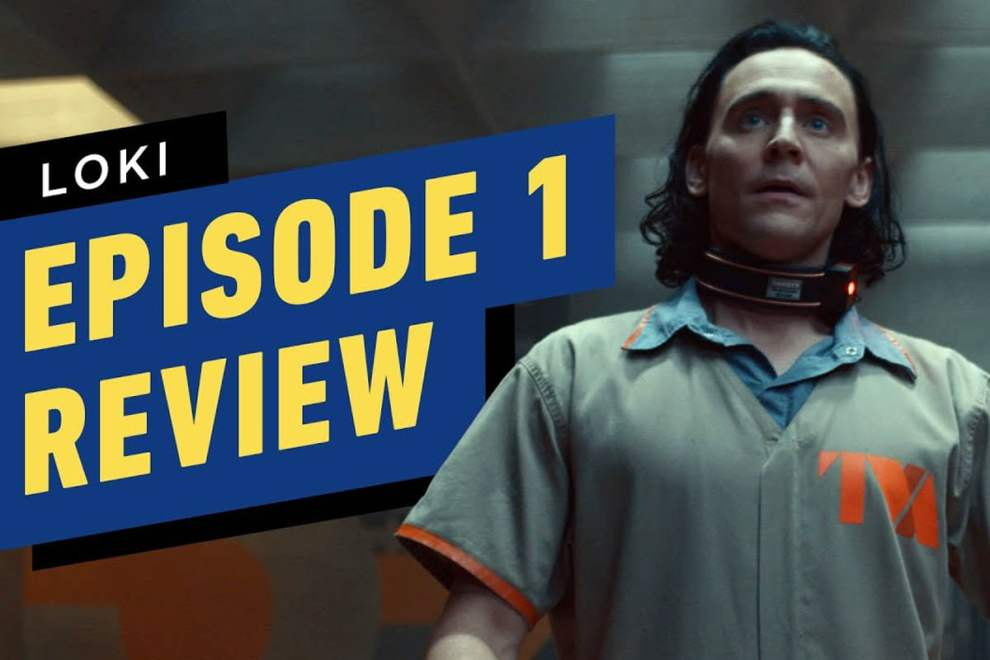 Loki Series Episode 1 Review