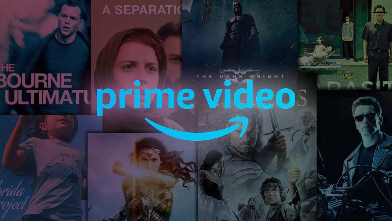 Movies and Shows On Amazon Prime Video