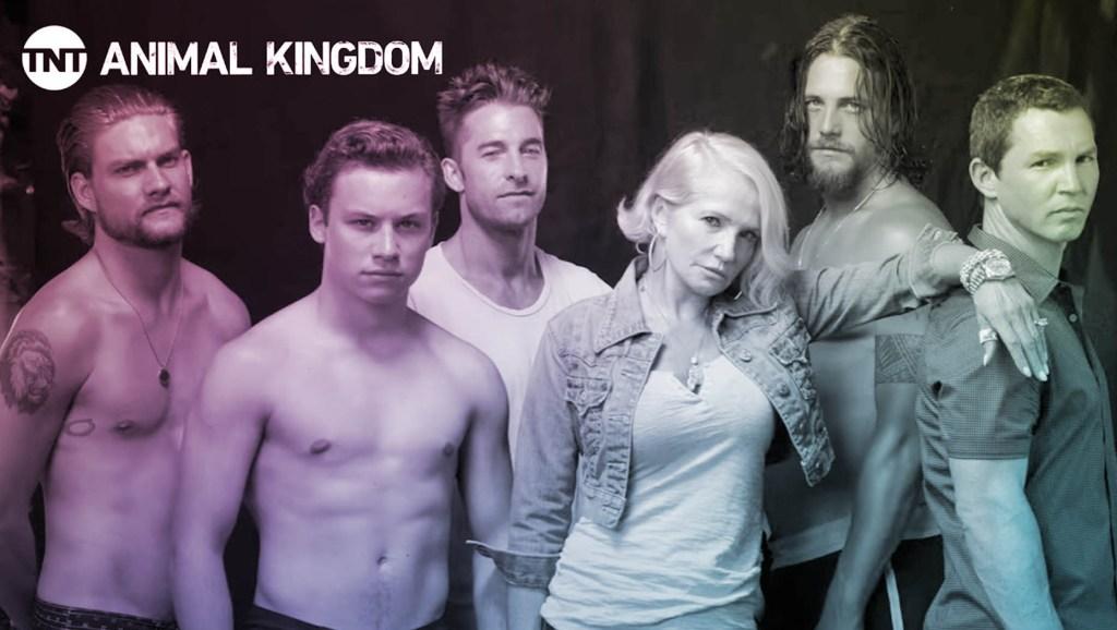 animal kingdom season 5 cast