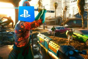 Cyberpunk Return to PlayStation