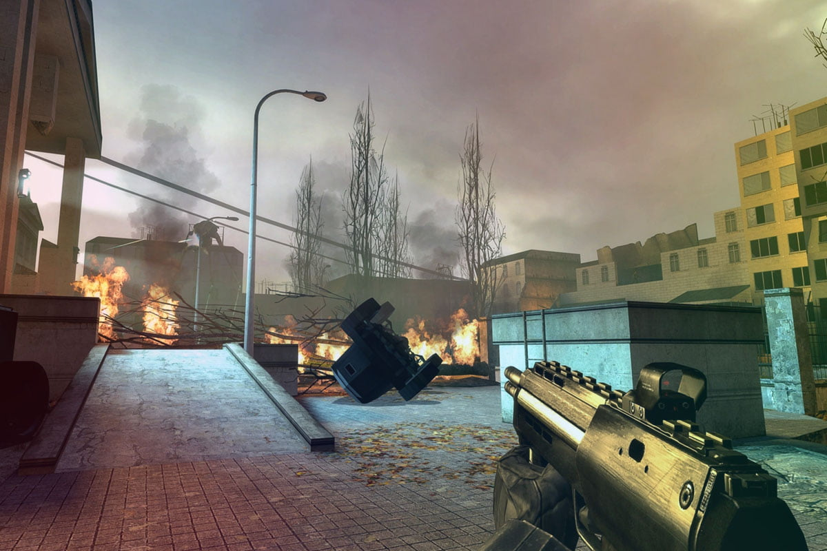 Half-Life 2: Remastered