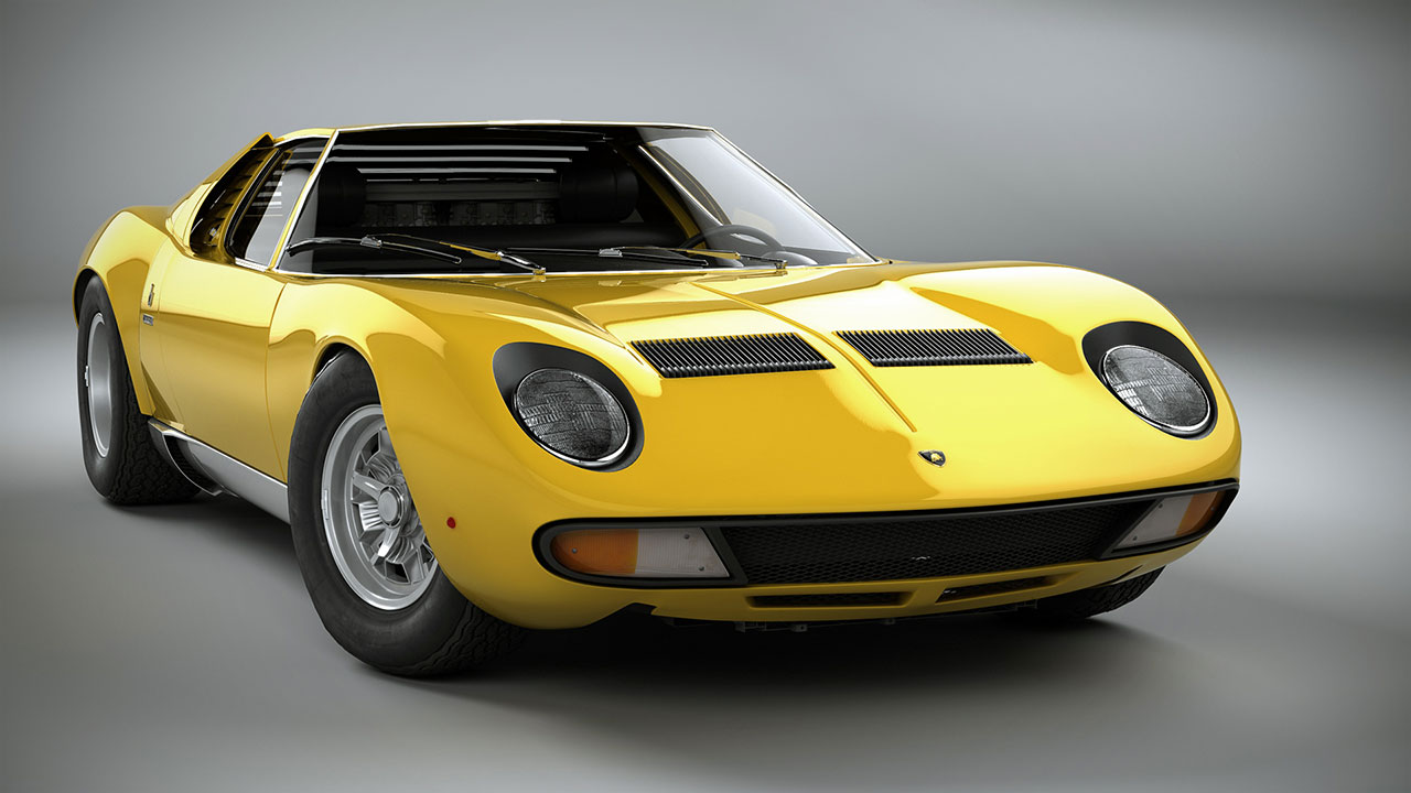 Lamborghini Miura First Of The Supercars But Was It Any Good