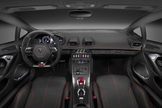 Meet The Lamborghini Huracan LP 580-2