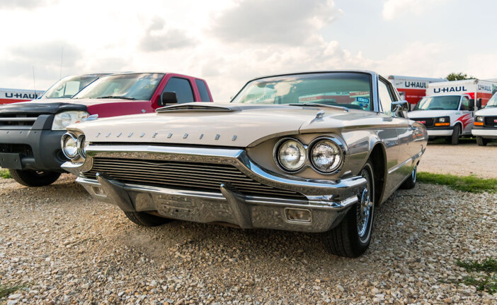 Find Of The Day: 1964 Ford Thunderbird