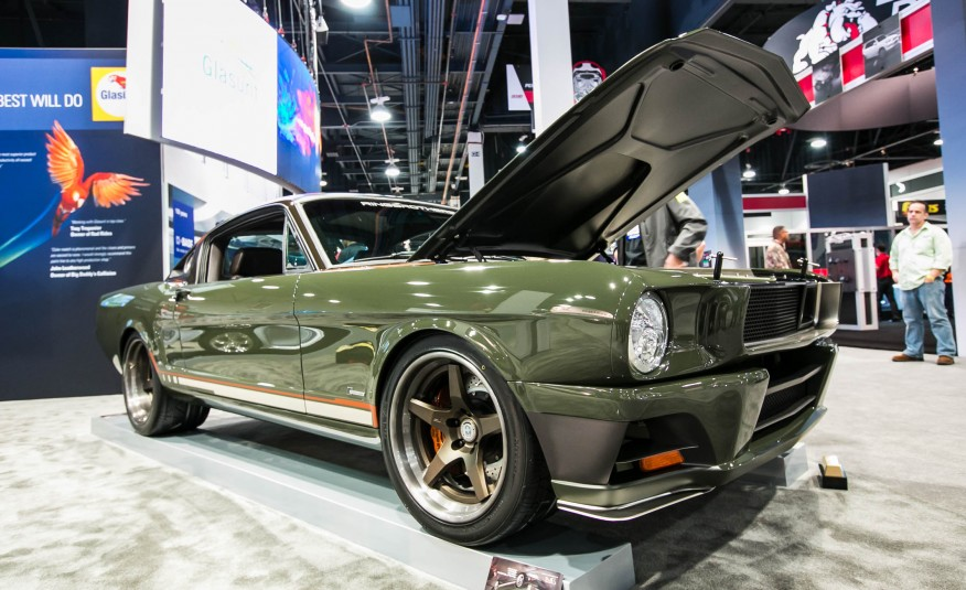 """Ford Mustang """"Espionage"""": An Untameable Beast"""