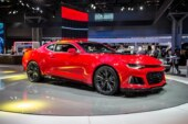The 2017 Chevrolet Camaro ZL1 is the Most Insane Camaro in Years