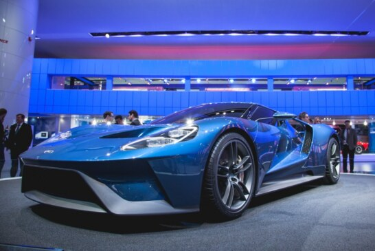 You Have to Apply to Buy Ford's New Supercar