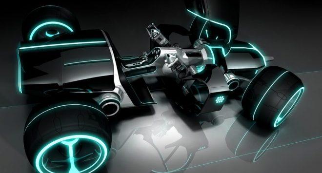 Tron Light Runner