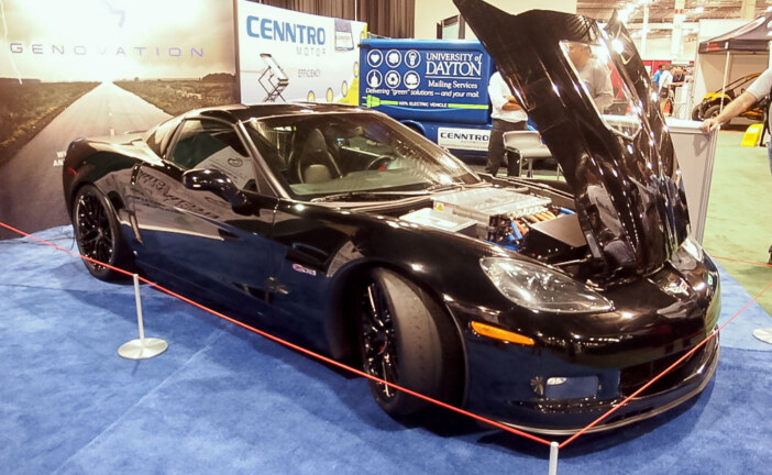 An Electrified Corvette – Yes That's a Thing