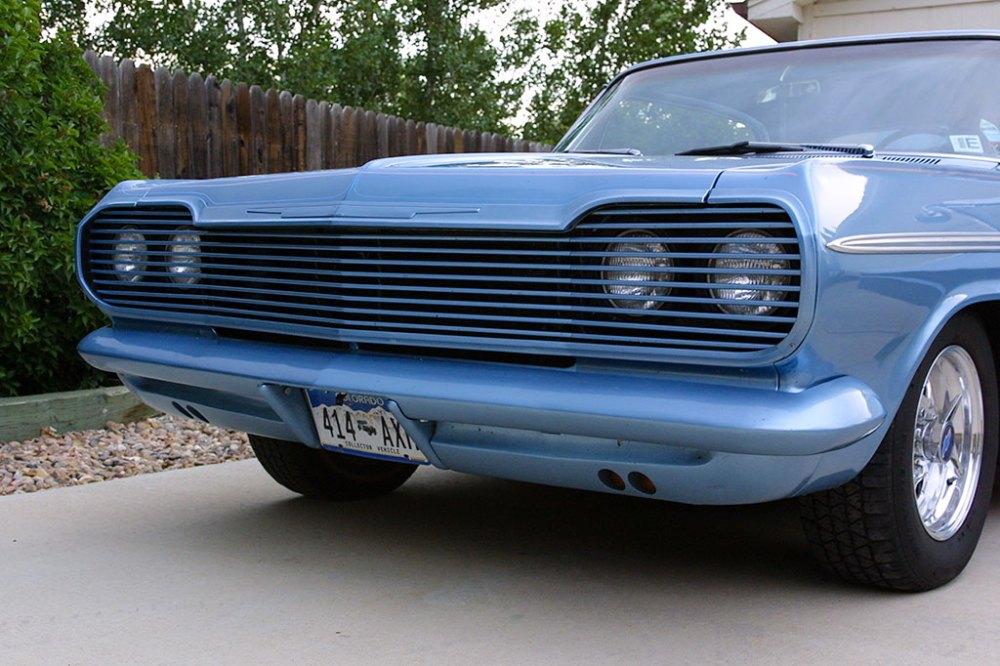 '64 Impala Super Sport