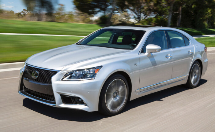 Why the Lexus LS 460 is the Prized Luxury Sedan of Toyota