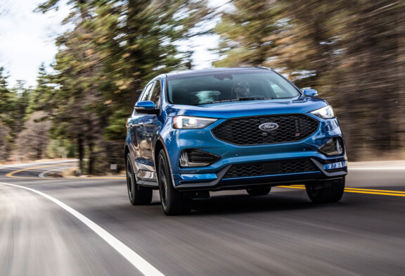 Contemporary and Cool the 2019 Ford Edge ST