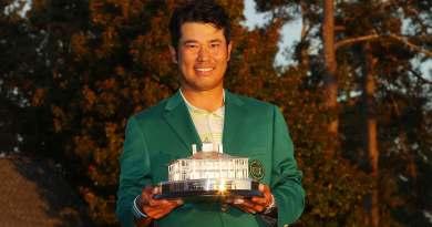 Hideki Matsuyama Wins The 2021 Masters!