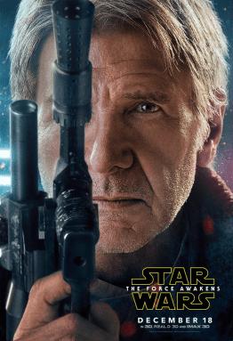 Han Solo/ Harrison Ford