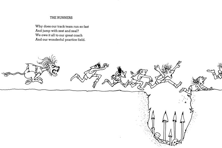 Shel Silverstein: Author, Artist, and Poet – The Daily Runner
