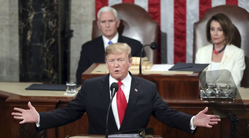 SOTU Address: President Trump Promotes Unity While Pressing Dems to Not Pursue Investigations, Looks Forward to a Bright Future Free of Socialism