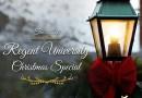 The 2020 Regent University Christmas Special