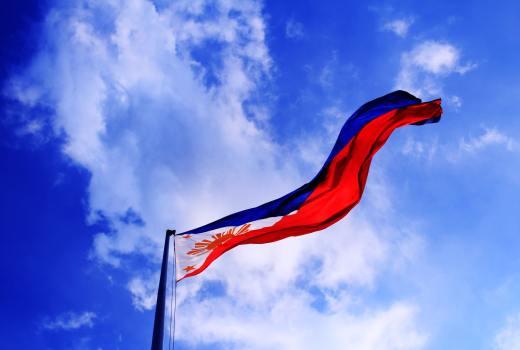 Duterte Philippines Flag