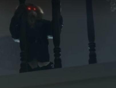 The Maid Horror Monkey