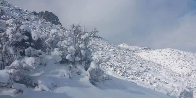 مسلم باغ،وادئ کنچوغی میں برف باری کا سلسلہ جاری لوگ اپنے گھروں میں محصور ہوکر رہ گئے