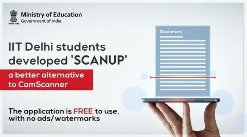 Scanup IIT Delhi