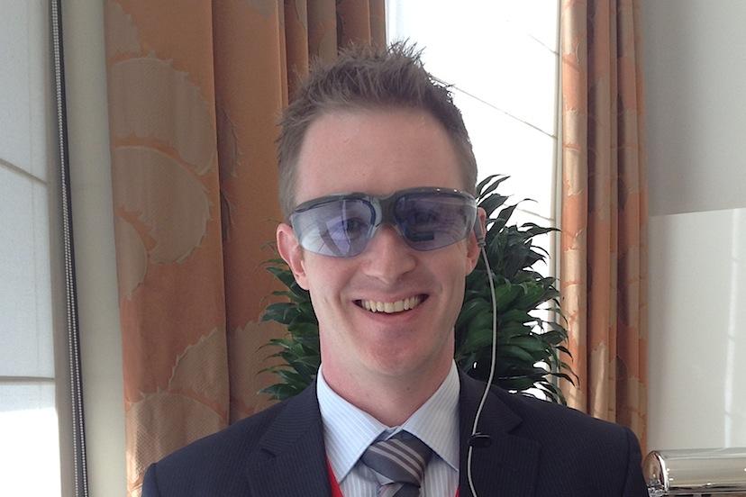 Des lunettes pour détecter la somnolence?