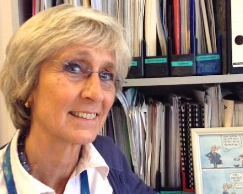 Pr Dominique Bron, ULB et Institut Bordet