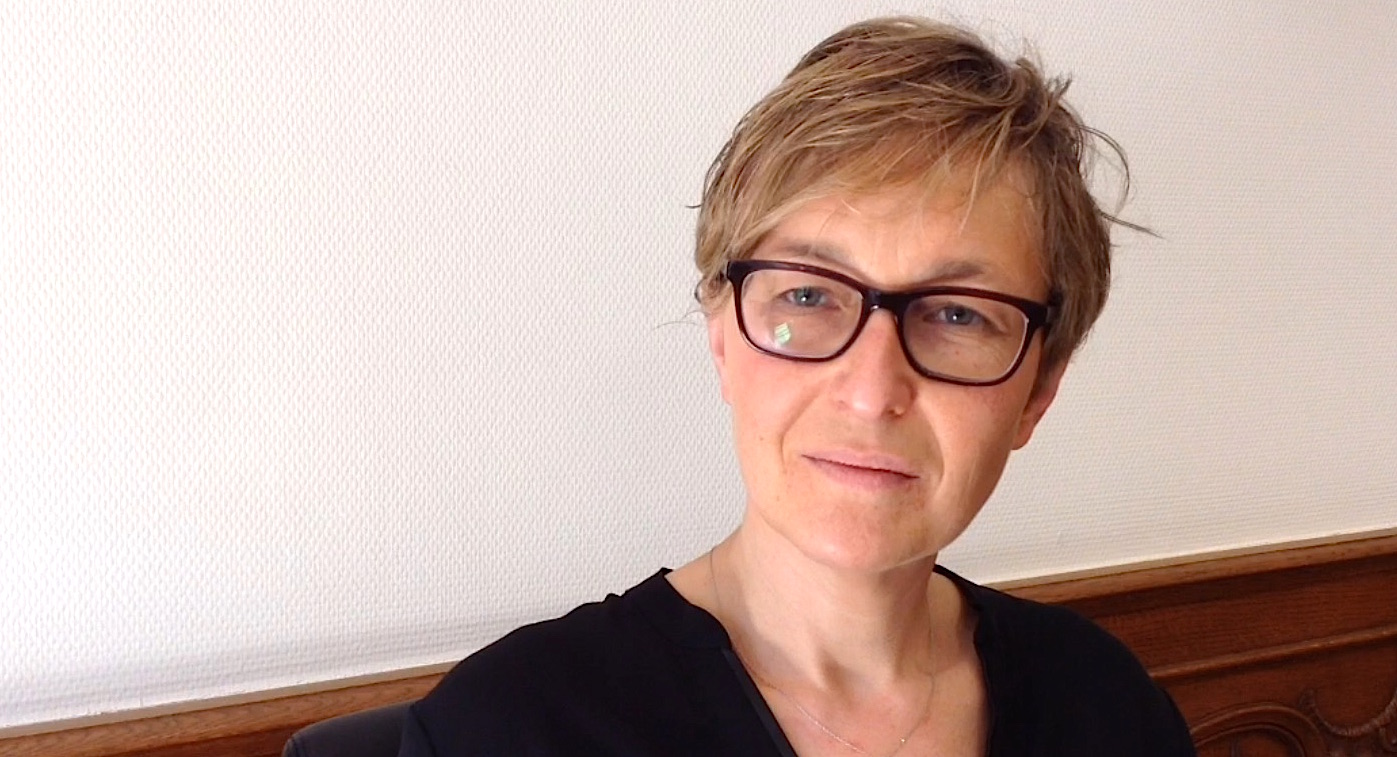 Pr Marianne Bertrand, docteure honoris causa, ULB.