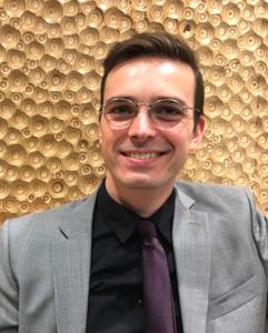 Maxime Van Cauter, Agent de liaison scientifique aux Etats-Unis.