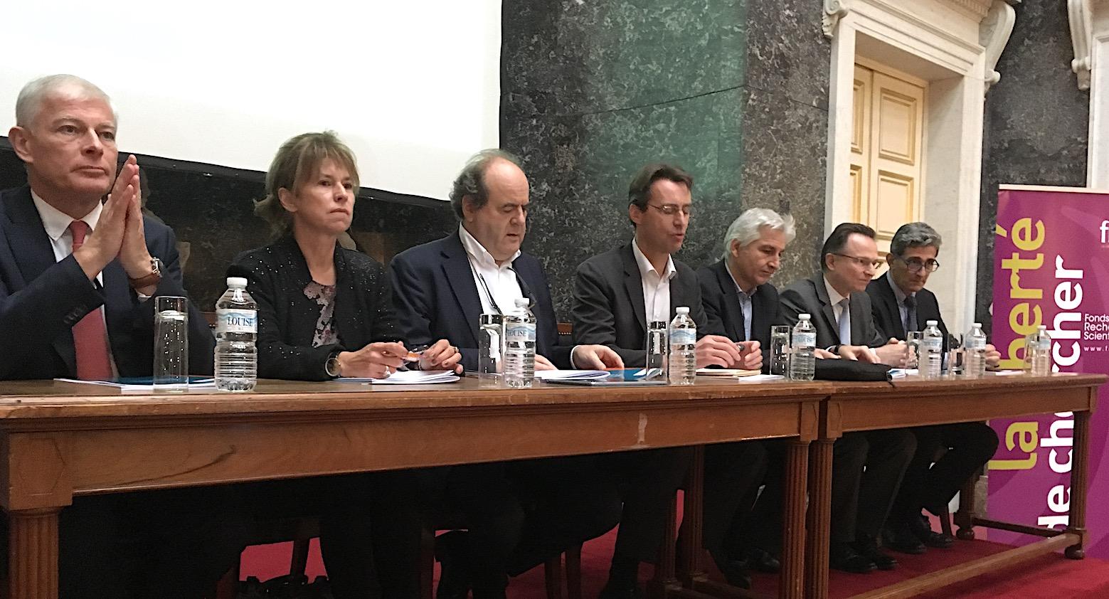 Les six recteurs francophones belges et la Secrétaire générale du F.R.S.-FNRS présentent leurs visions pour l'avenir.