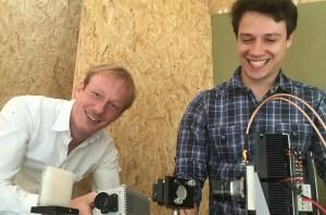 Les ingénieurs de la VUB récompensés pour leur projet SurgeLight par la quatrième édition du MedTech Accelerator bruxellois.